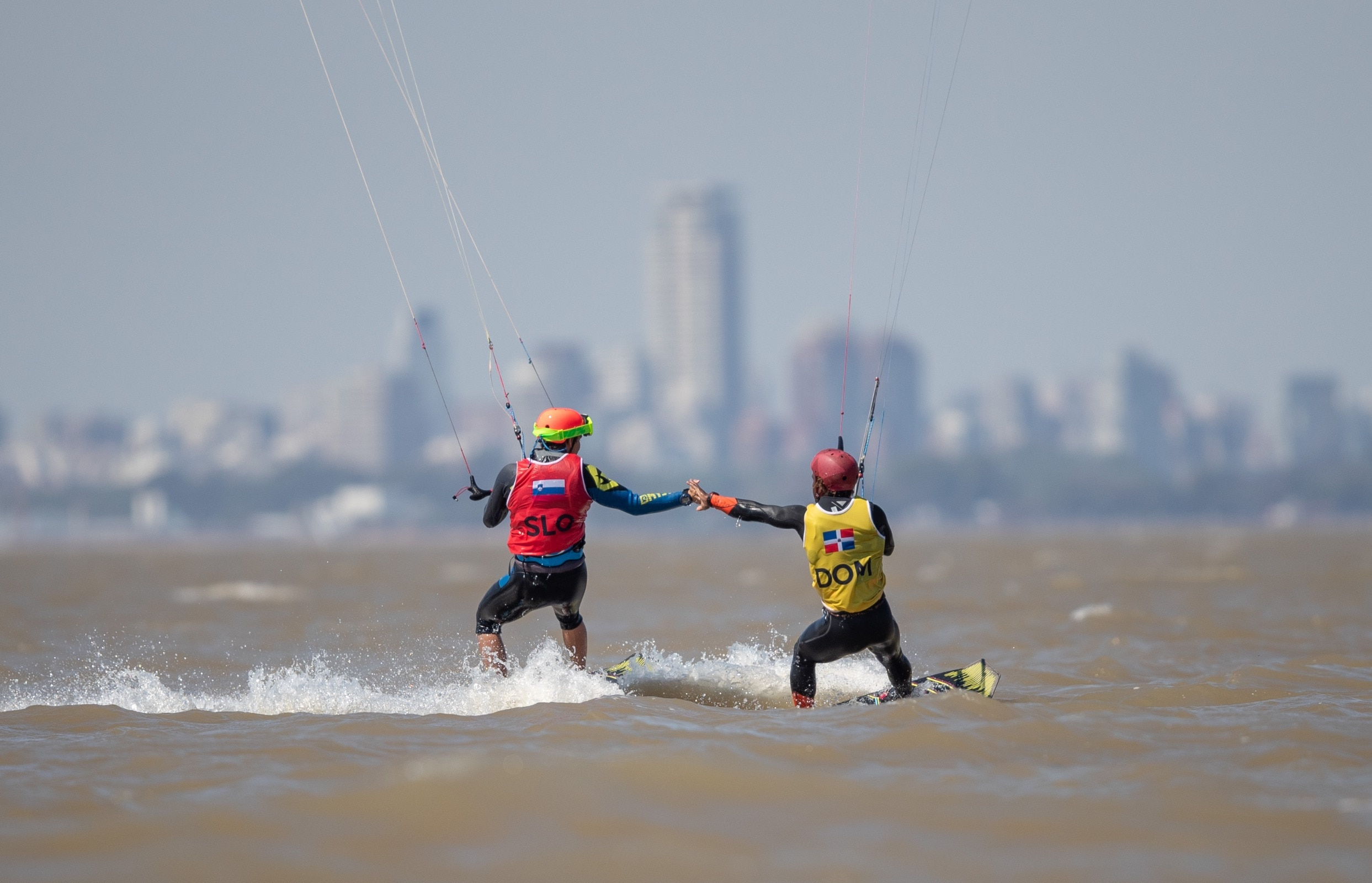 Buenos Aires 2018 - Voile - Kitesurf - IKA - hommes