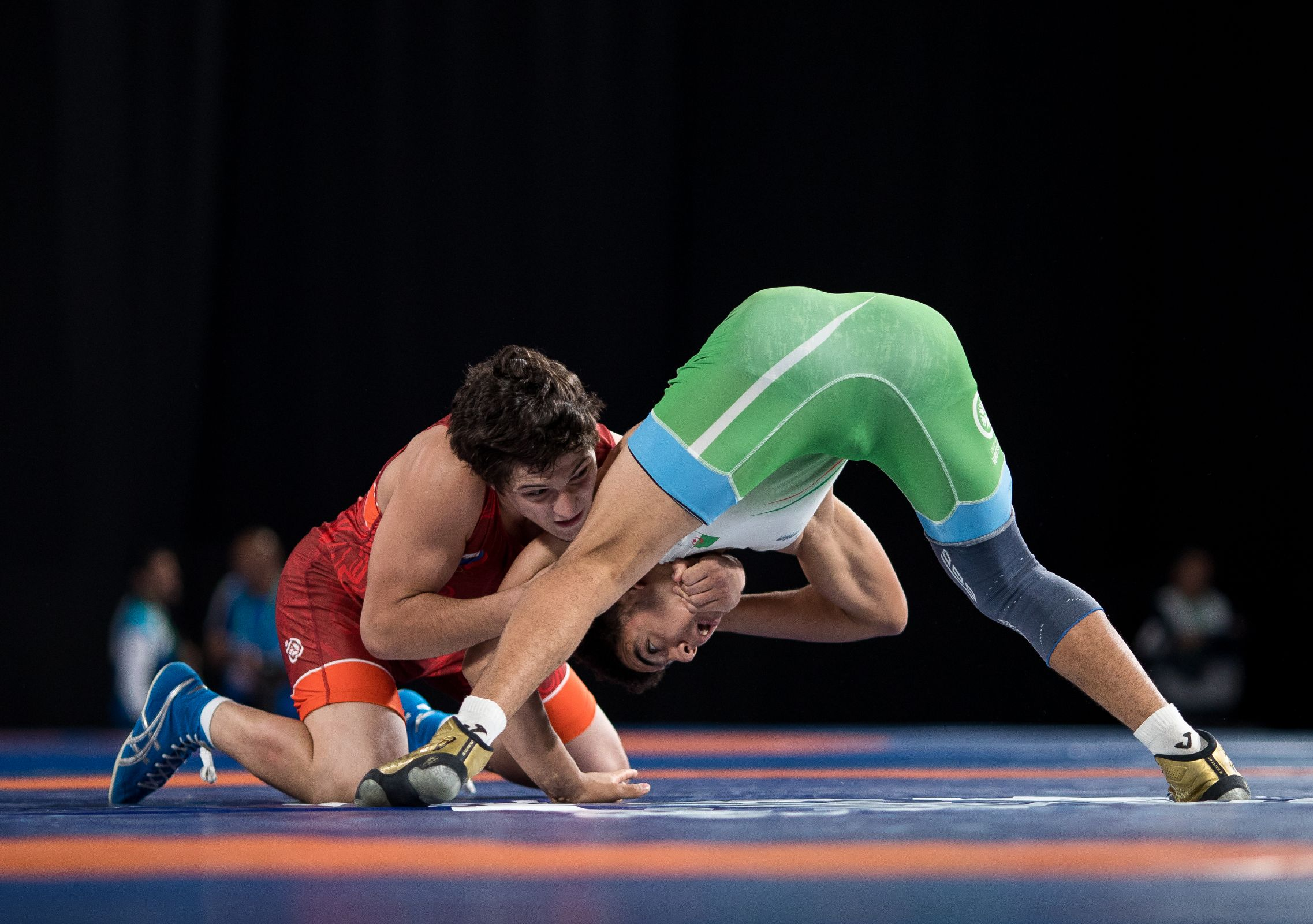 Buenos Aires 2018 - Wrestling Freestyle - Men's 80kg