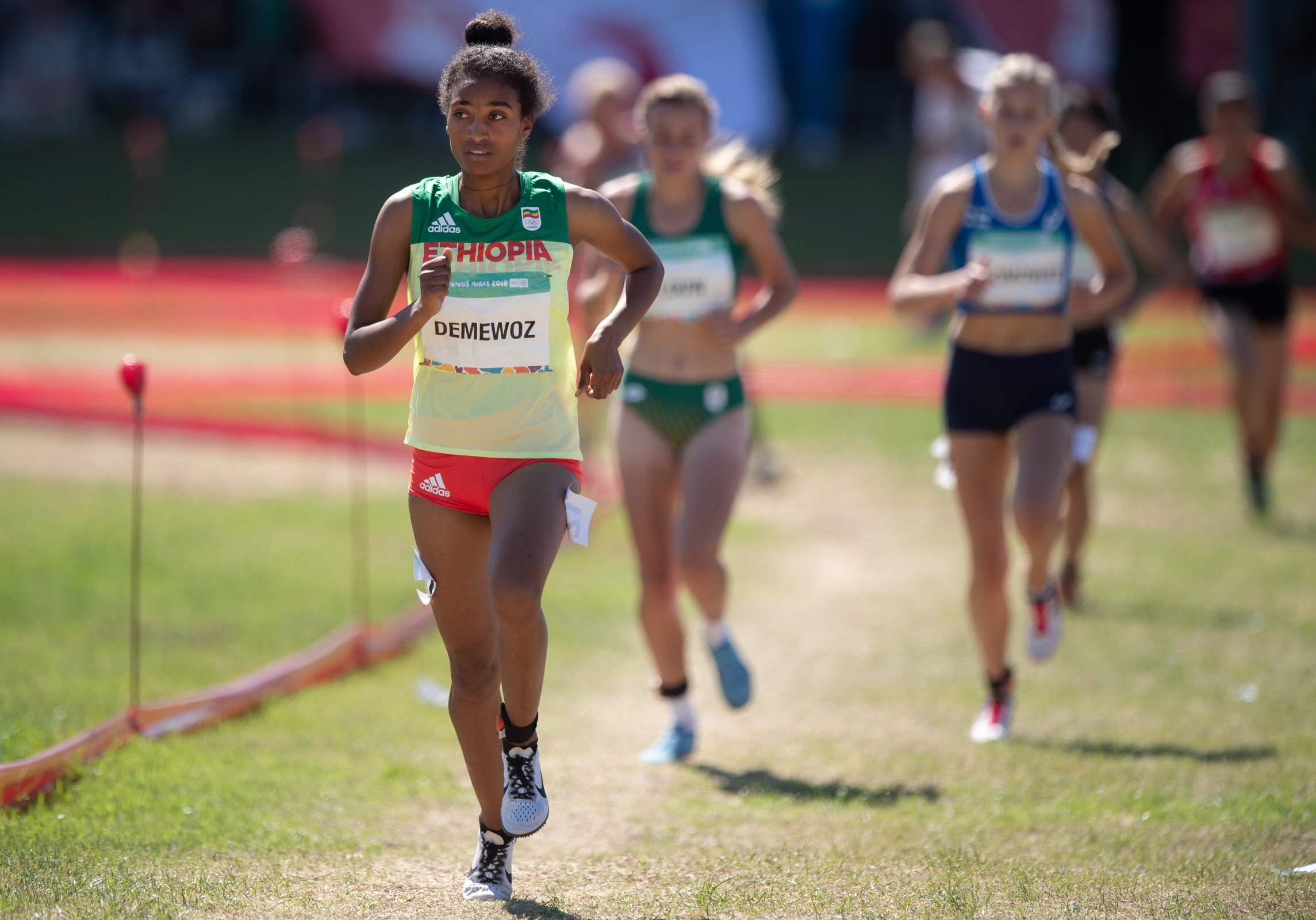 Buenos Aires 2018 - Athletics - Women's Cross Country