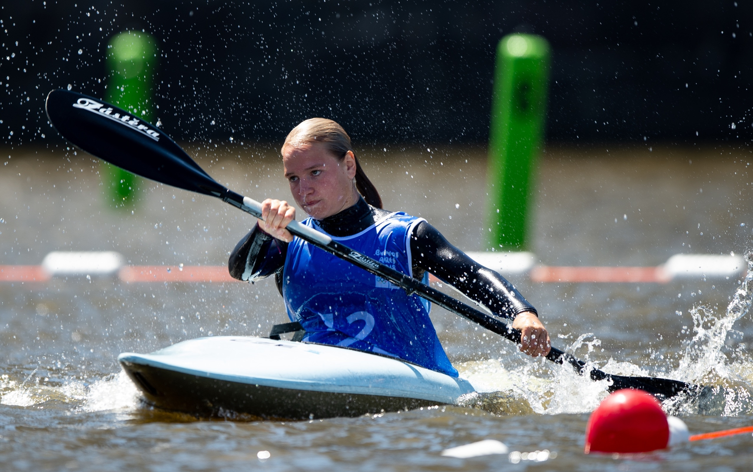 Buenos Aires 2018 - Canoe - K1 - Obstacle Slalom - Women