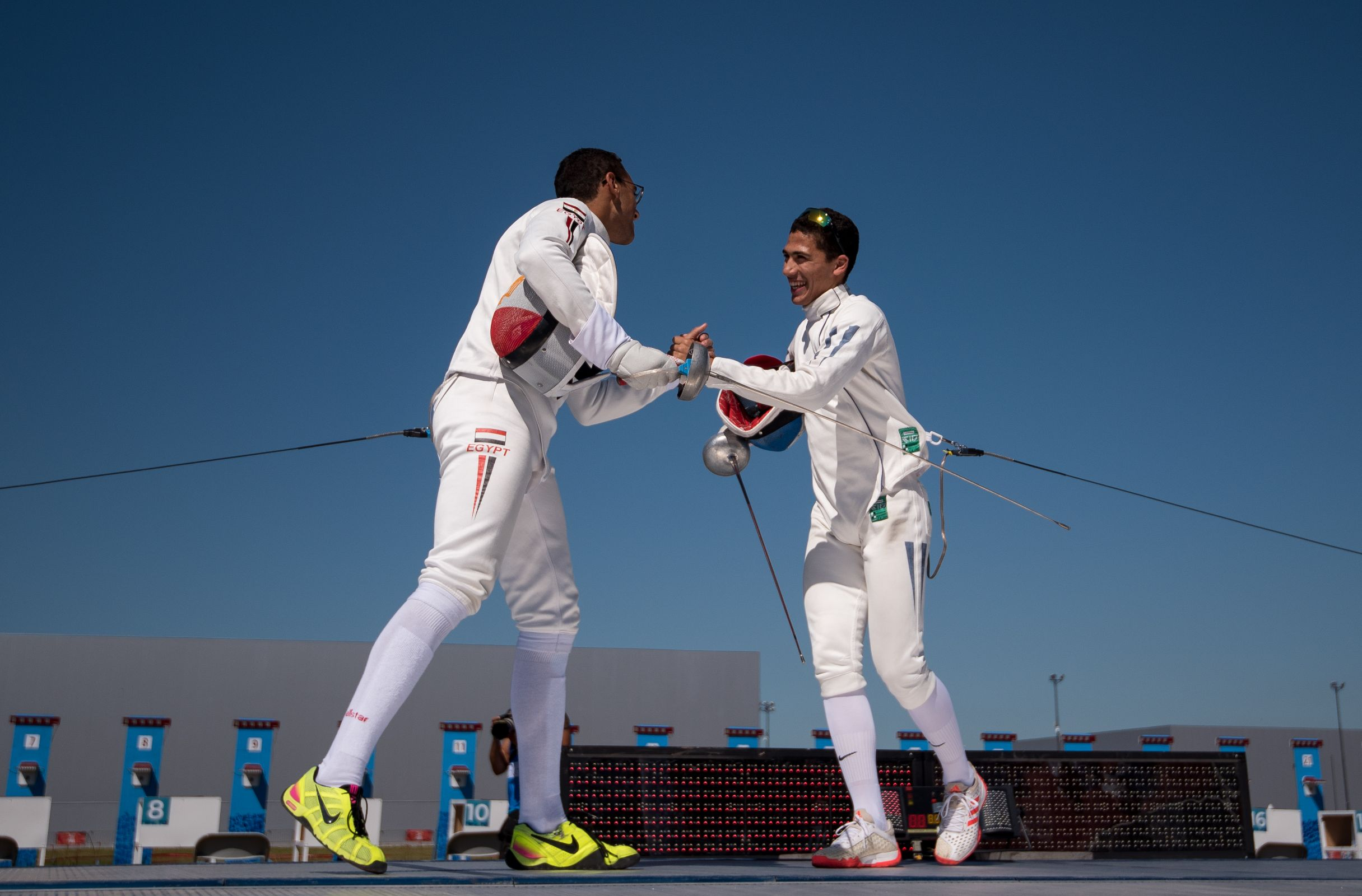 Buenos Aires 2018 - Modern Pentathlon - Mixed International Team Relay