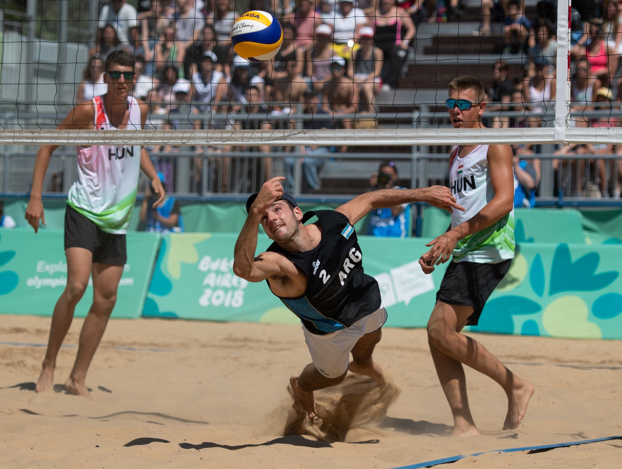 Buenos Aires 2018 - Beach Volleyball - Men's Tournament