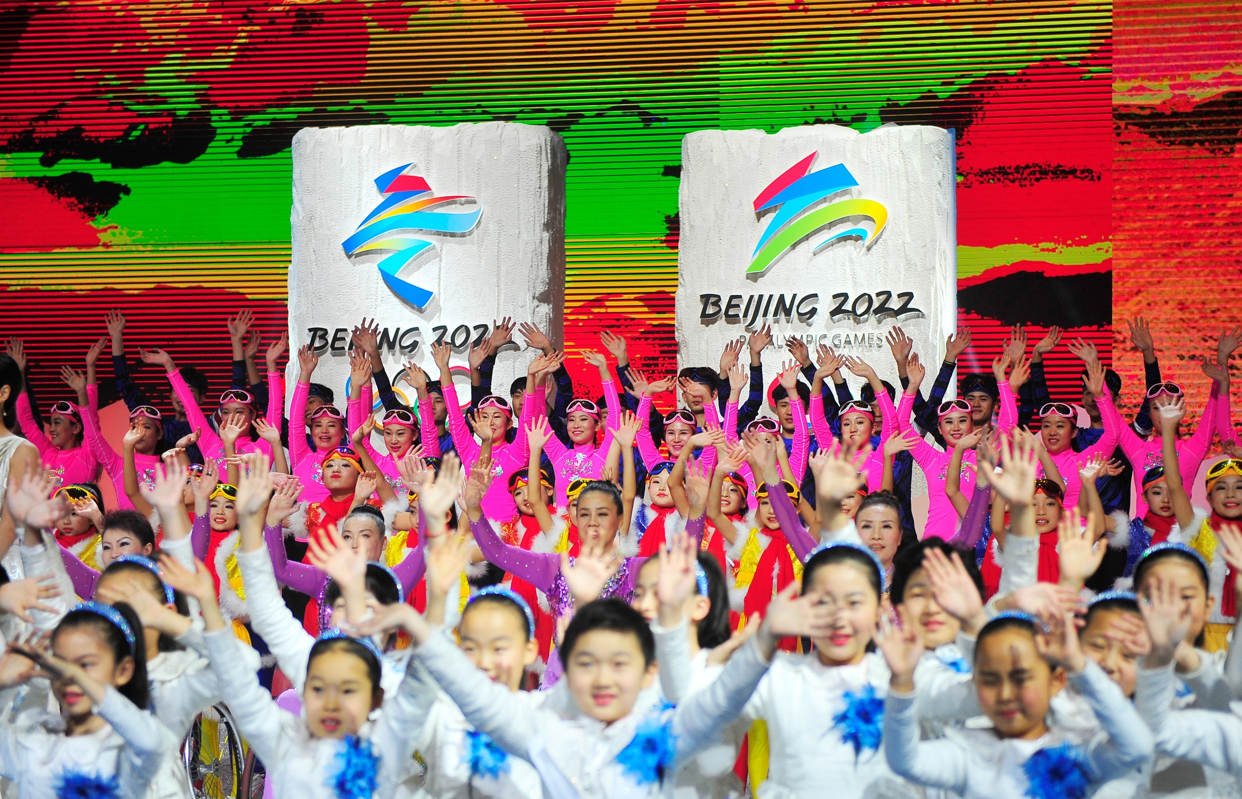 Beijing 2022's Zhangjiakou competition zone
