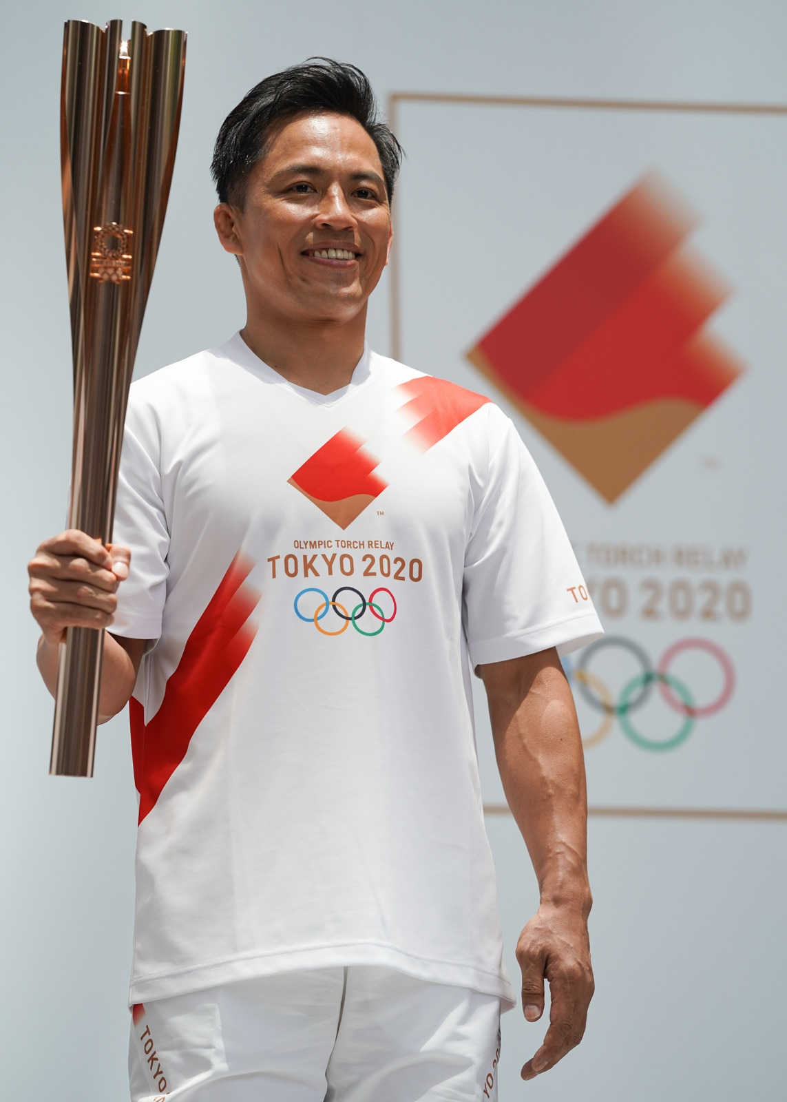 Tokyo 2020 Torch Relay