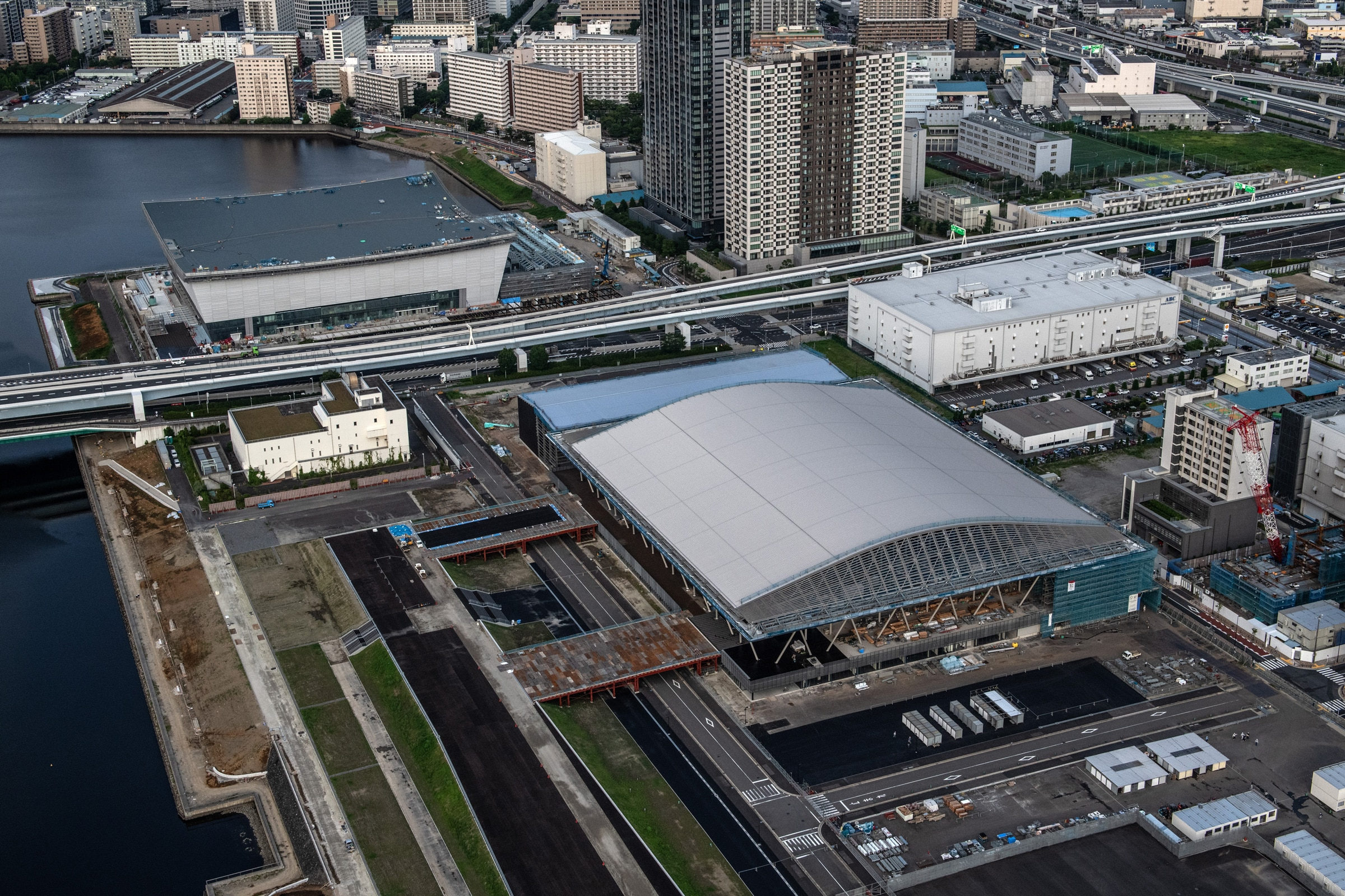 Tokyo 2020 - Sites olympiques