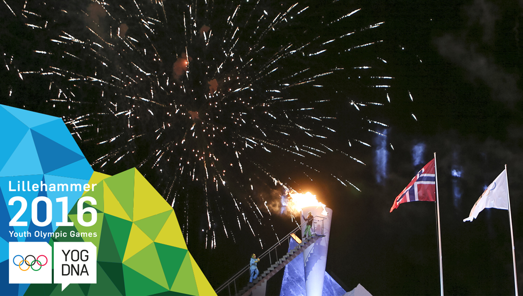 Opening Ceremony | Lillehammer 2016 Youth Olympic Games