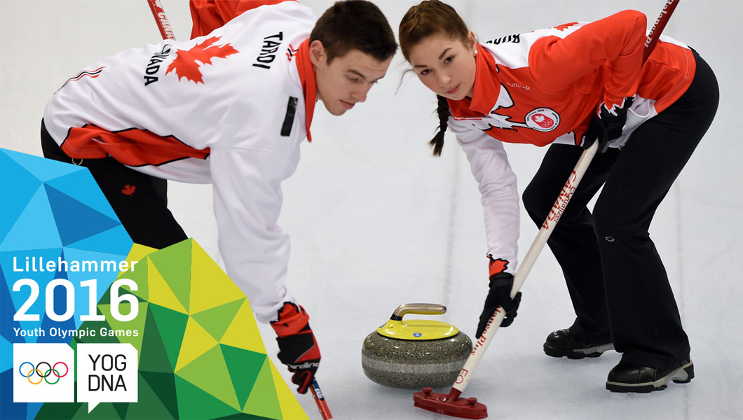 Curling at the 2016 Winter Youth Olympics