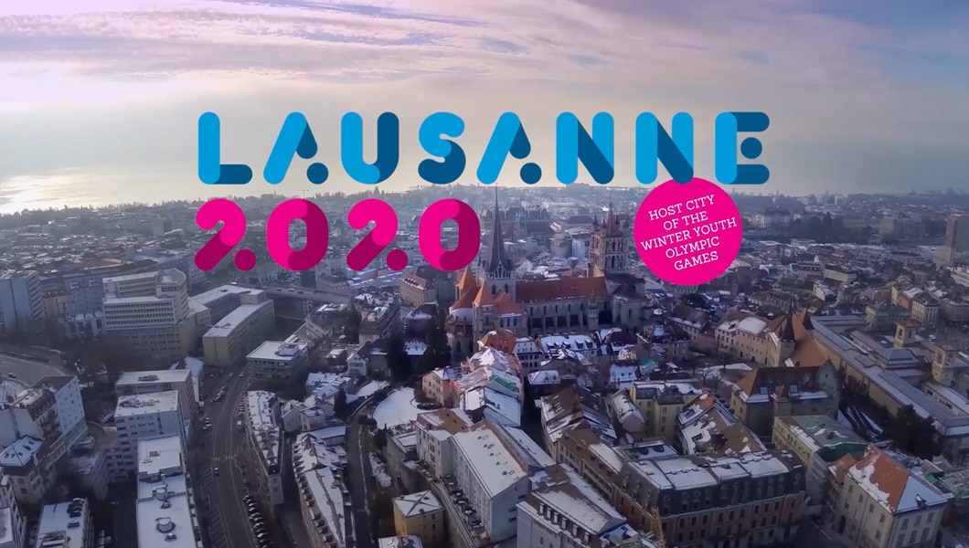 2020 Olympic Winter Games.Lausanne 2020 Youth Olympic Games Yog