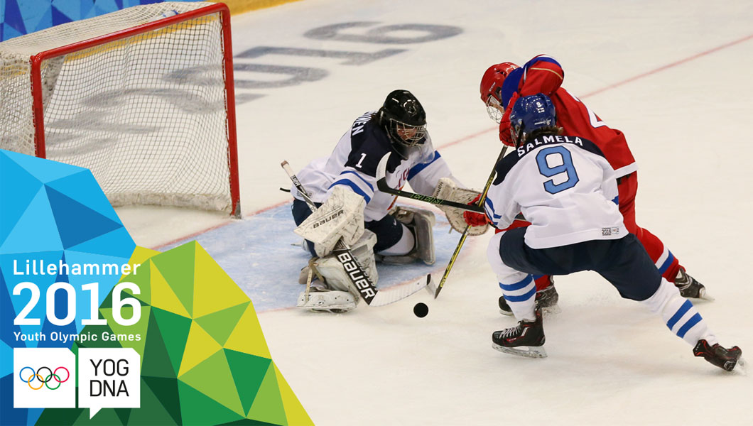Ice Hockey - Russia win Men's bronze | Lillehammer 2016 Youth Olympic Games