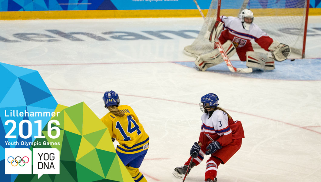 Ice Hockey - Sweden win Women's gold | Lillehammer 2016 Youth Olympic Games
