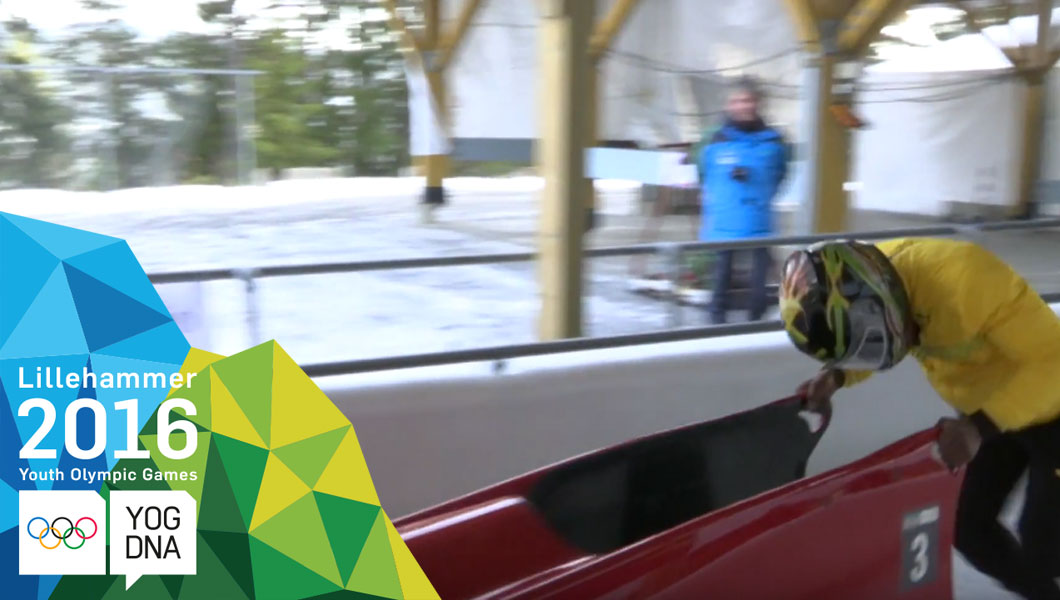 Daniel Mayhew - YOG Athlete Profile | Lillehammer 2016 Youth Olympic Games