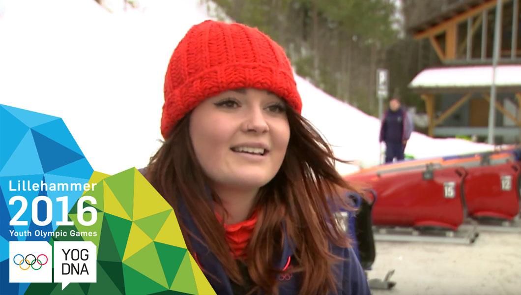 Profile Athlète JOJ - Kelsea Purchall - Lillehammer 2016 Youth Olympic Games