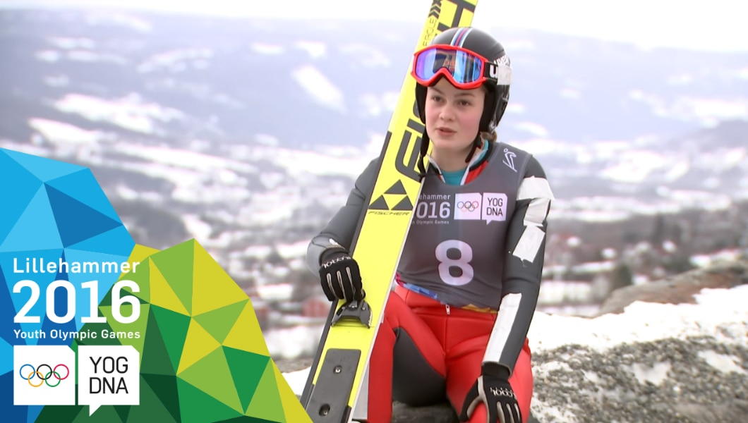 Anna Odine Stroem - YOG Athlete Profile | Lillehammer 2016 Youth Olympic Games