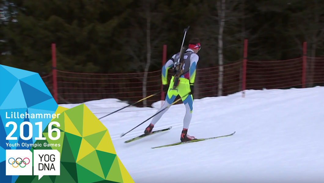 Profile Athlète JOJ - Klemen Vampelj - Lillehammer 2016 Youth Olympic Games