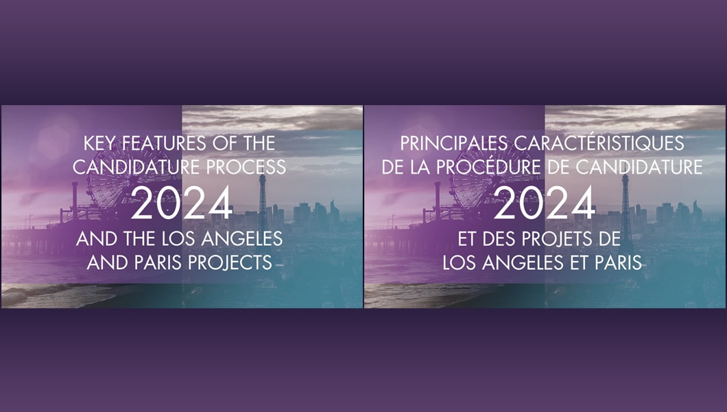 Candidature Process 2024