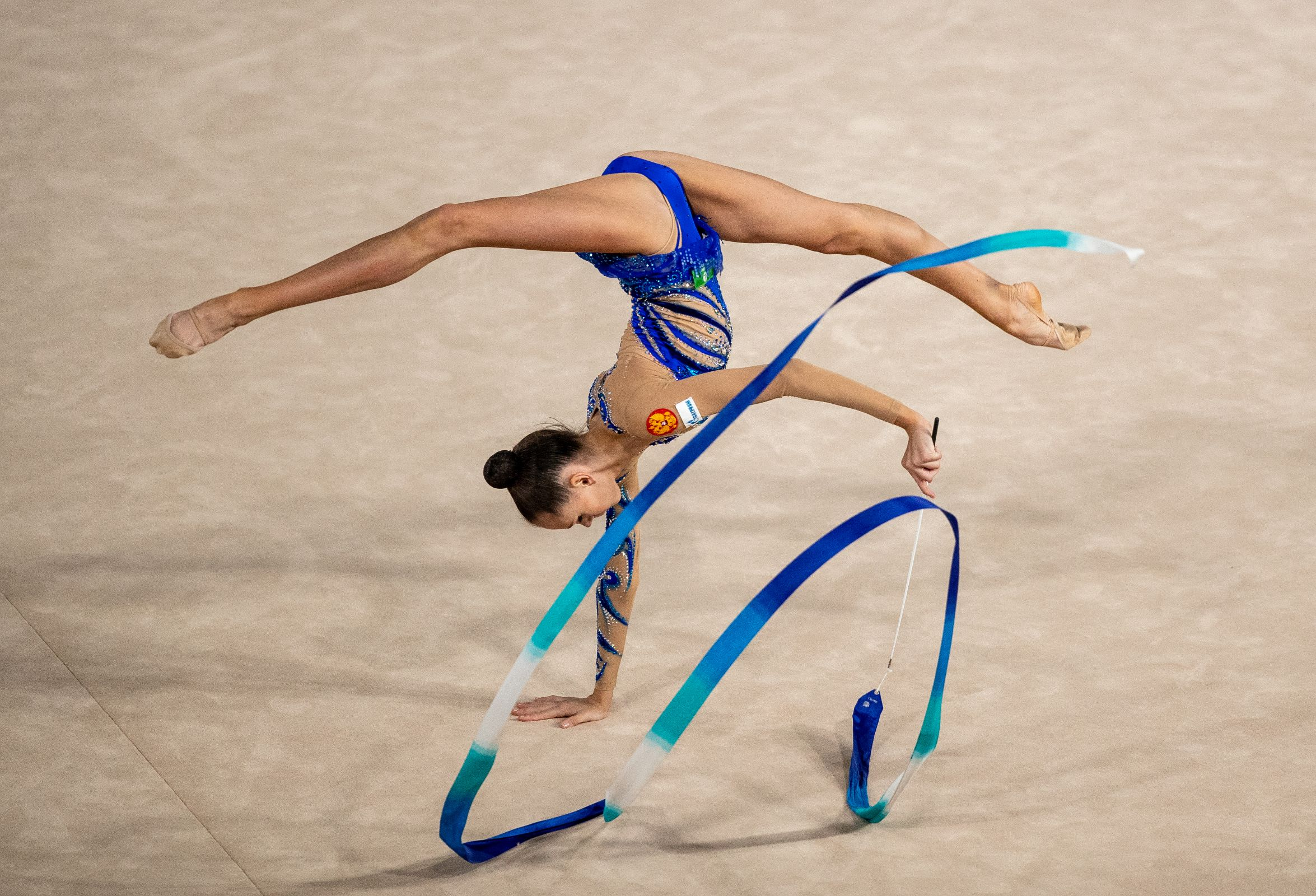gymnastics rhythmic summer olympic sport